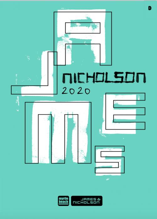 49.JAMES NICHOLSON